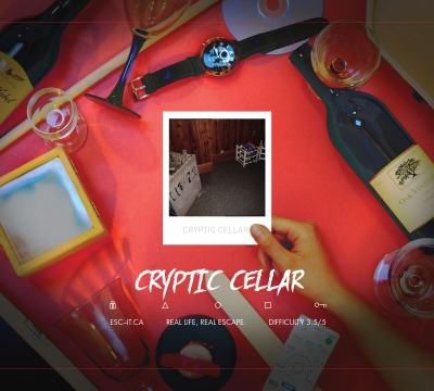 Cryptic Cellar