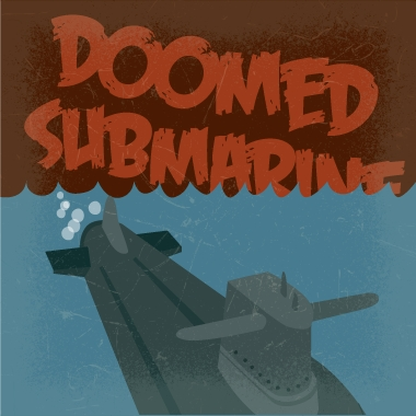 Escape Game Doomed Submarine, SmartyPantz. Vancouver.