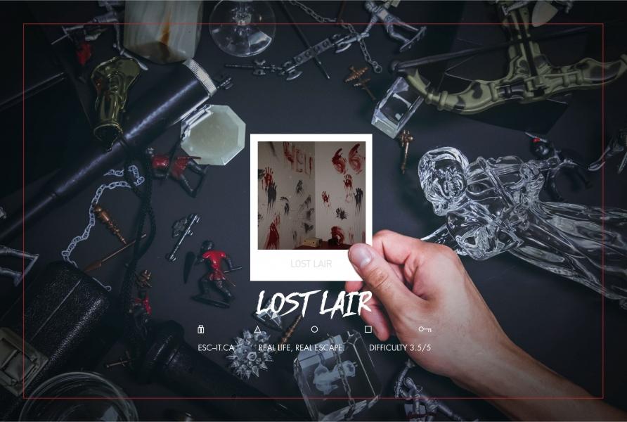 Escape Room Lost Lair Markham By Esc It Quest Adviser