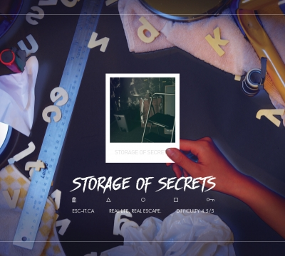 Storage of Secrets
