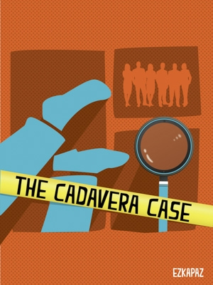 Escape Game The Cadavera Case, EZKAPAZ. Montreal.
